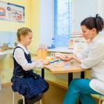 Детское стоматологическое отделение